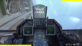 Space Opera mobil falcon content