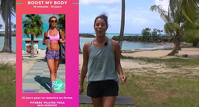 Boost my body -Ton Programme - 10 jours remise en forme
