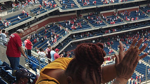 Blessings4Ever Phillies Game!