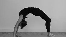 FLOW YOGA - A Healthy Spine