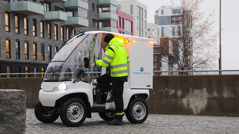 Tønsberg Parking