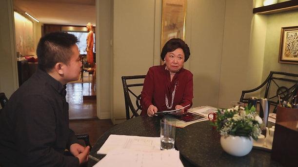 Xinhua interview, March 2020