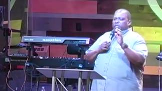 Pastor Ray Harrison