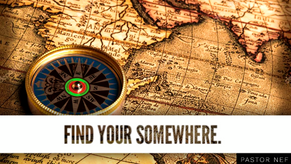 Find Your Somewhere