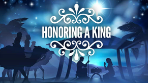 Honoring A King