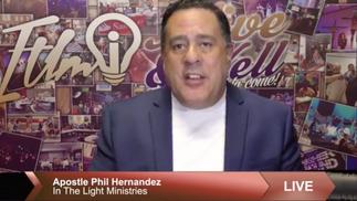 Apostle Phil Hernandez