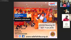 RELIEF AFRICA INTERVIEW WITH COOLFM PART 3