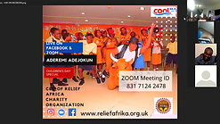 RELIEF AFRICA INTERVIEW WITH COOLFM PART 1