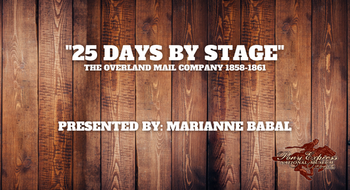25 Days by Stage - Marianne Babal