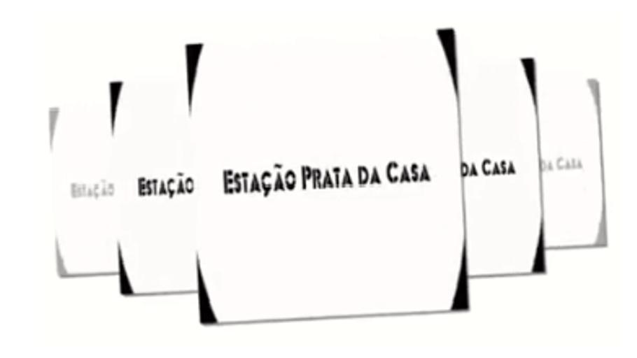 ESTAÇÃO PRATA DA CASA