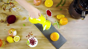 Kuvings Recipe - Pomapple juice
