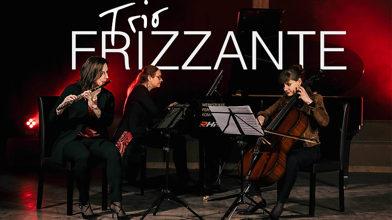 Trio Frizzante   from BACK to STAGE   Music Video