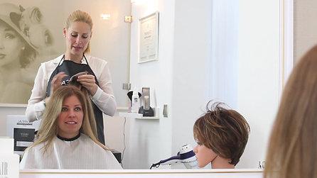Instant hajdúsítás - hosszú haj