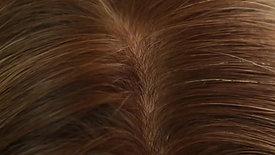 Valódi hajból készült paróka