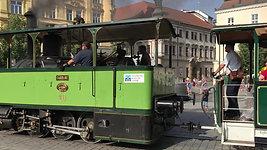 Brno - tram Caroline - 1889