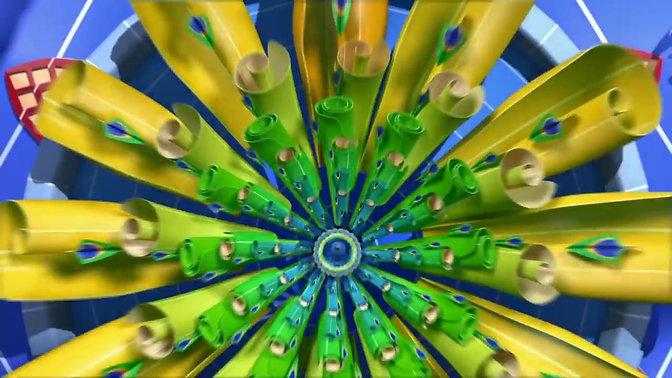 Kaleidoscope Animated TV Commercial - Sherwin-Williams
