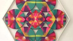 Geometry in Motion Hexagon
