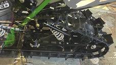 Mammoth Motorsports KX500 timbersled