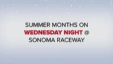 Opening Night Wednesday Night Drags at Sonoma Raceway
