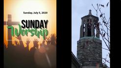Worship - July 05, 2020