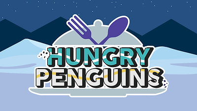 Hungry Penguins