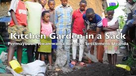 Rwamwanja Permayouth Sack Garden Demo