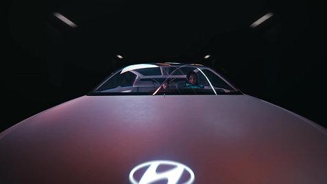 Hyundai - Amber Grace Johnson