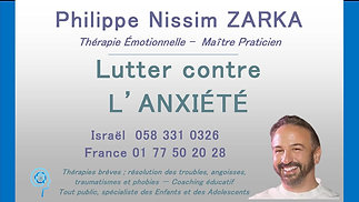 Lutter contre l'anxiété généralisée