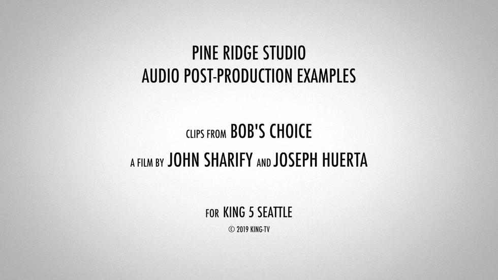 Bob's Choice
