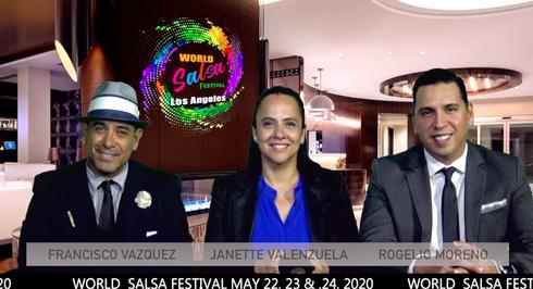 WORLD SALSA FEST INVITE