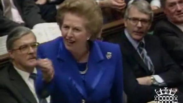 Margaret Thatcher on Socialism 2