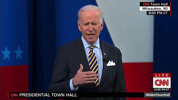 Biden justifies CCP Torture and Rape of Chinese Muslims