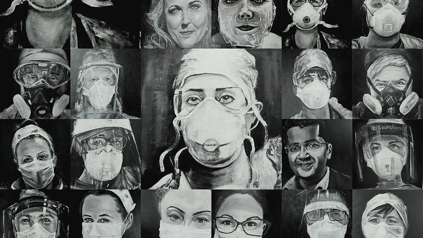 Wendy Kimberley Art Demos