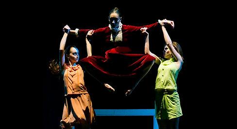 danza contemporanea - contemporary dance - Cenerentola