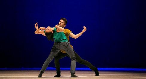 danza contemporanea - contemporary dance Milano Contemporary Ballet   CONNECTIONS