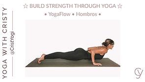 BSTY ☆ Yoga Flow: Enfoque en Hombros