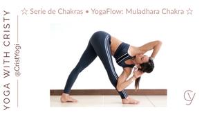 Serie Chakras / Dia 1 ☆ Muladhara Chakra