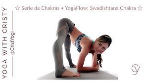 Serie Chakras / Dia 2 ☆ Swadishtana Chakra