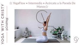 Yoga Flow ☆ Yoga Intermedio ☆ Acércate a la Parada de Cabeza