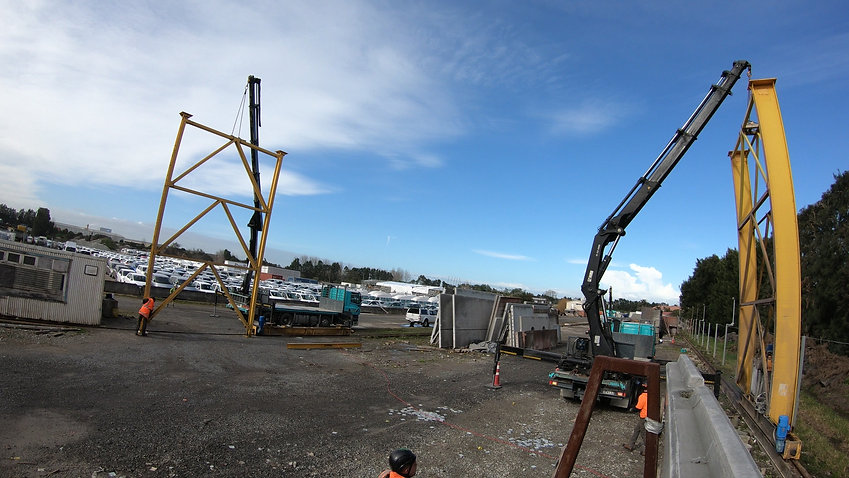 20t Crane Relocation