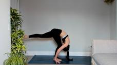 Standing 'Splits' Yoga Class - Livestream Replay