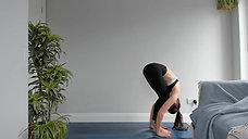 Stretchy Legs Yoga Foundations