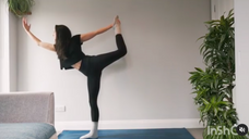 Dancer Yoga Class - Livestream Replay