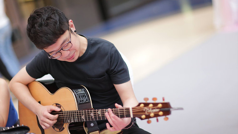JY (singer / guitarist)