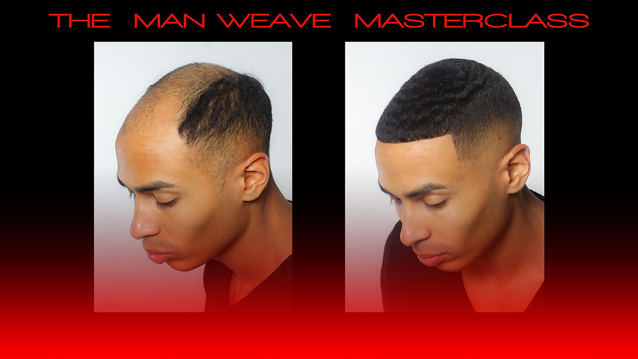 John Cotton's Master Class - The Man Weave