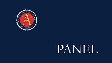 Faculty & Alumni Panel