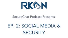 Social Media & Security