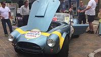 2015 Saratoga Car Show