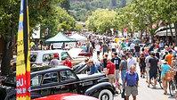 2016 Saratoga Car Show