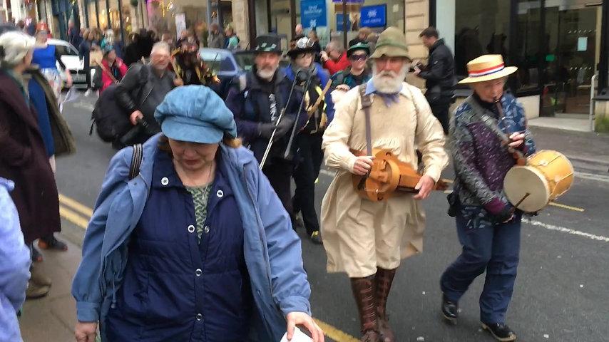 Stroud Parade 2020